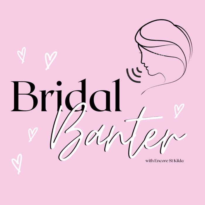 Green Typographic Quote Instagram Post 1 | Bridal Banter Podcast